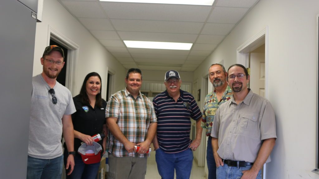 Group of tribal resource managers